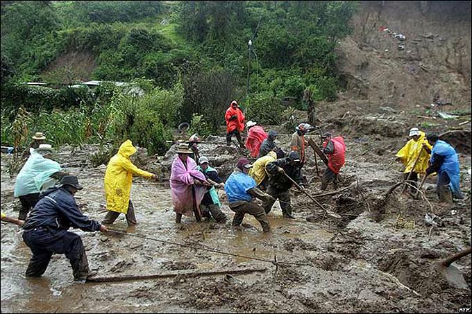 orkaner i caribien