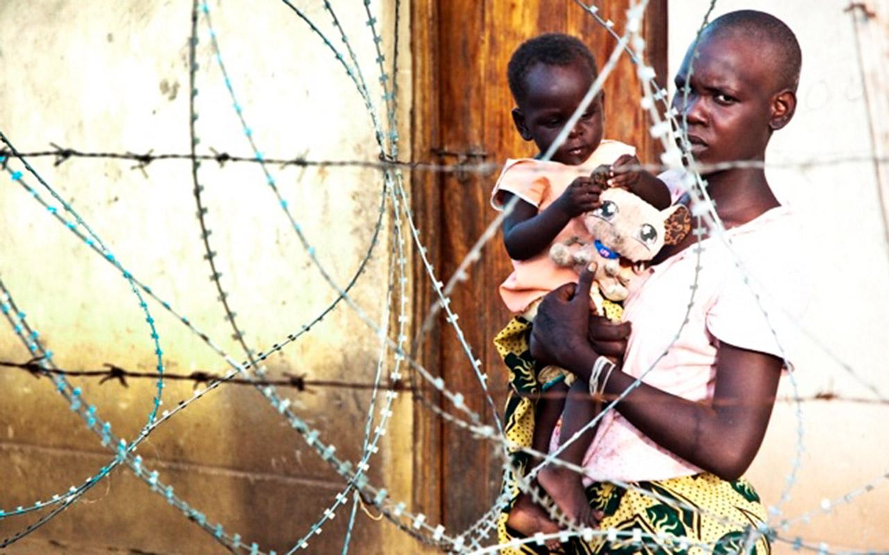 flygtningelejre i sydsudan