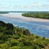 Amazonas flodens mange forgreninger - Foto: CC/Wikimedia