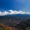 Andesbjergene strækker sig gennem Colombia og deler landet mellem øst og vest. Foto: CC/Pixabay
