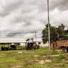 Lejren er som et helt lille samfund isoleret fra resten af verden. - Foto: Misha-Wolsgaard-Iversen