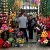Markedets flotte blomsterbutik - Foto: Heidi Brehm