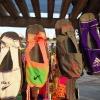 Wayuu folkets håndlavede sko - Foto: Heidi Brehm
