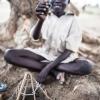 Der skal også bo ler-mennesker i ler-husene. - foto: William Vest-Lillesøe