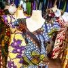 Kjolerne laves i mange forskellige farver og mønstre. - foto: William Vest-Lillesøe